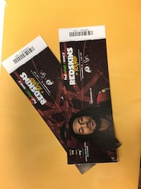 Two suite tickets to the game this Sunday Gaithersburg, 20877
