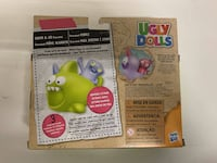 Ugly Dolls Squish and Go Sharwal Toy