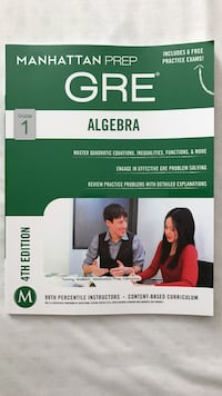 Manhattan #GRE Prep Books 4th edition