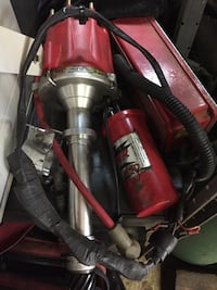 Complete MSD ignition system