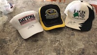 outographed   jimmy johnson hats outagraph Bobby Alson North Port, 34291