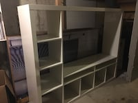 Large White TV Stand Calgary, T2X 1L5