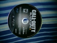 Call of Duty Black Ops 2 PS3 game disc Hollywood, 33023