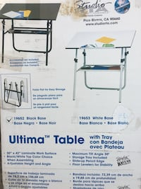 Ultima Art table  Simi Valley, 93065