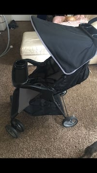 baby's black and gray stroller Tacoma, 98466