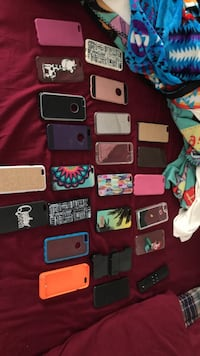 iPhone 6s  2.00 for each case. 46.00 all together West York, 17404