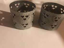 Very pretty candle holders
