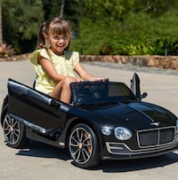 Kid ride on car