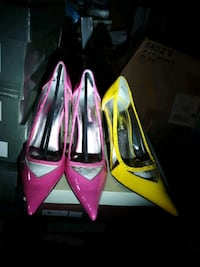 lot of womens Shoes clear heels, must take all Providence, 02903
