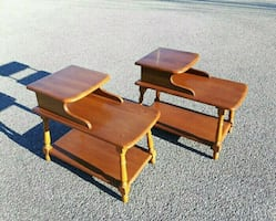 Vilas Telephone End Tables