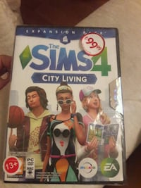 THE SİMS 4 CITY LIVING