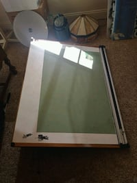 "Extra Large Drafting Board 44"" x 33"""
