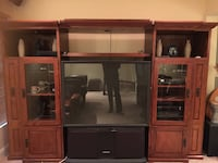 """Wall Unit with 55"""" TV Dumfries, 22026"""