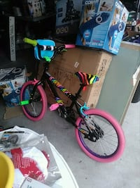 toddler's two blue and pink bicycles Apopka