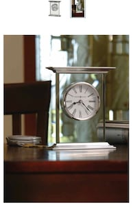Beautiful Table/Mantle Clock! New!
