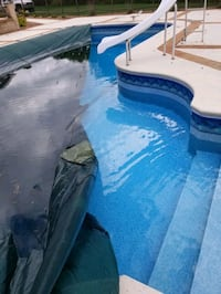 pool closing Cranberry Township