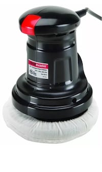 "Drill master orbital buffer 6"" palm polisher orange Overland Park, 66209"