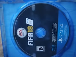 Fifa 18 great condition