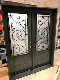 Supply and install exterior doors