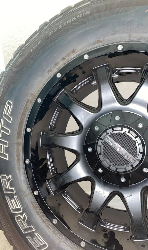 Ford f150/jeep wheels 3yr discount tire warrenty coopers racelines 5bf4455e-fe99-421f-9421-579d9f1c4f6e