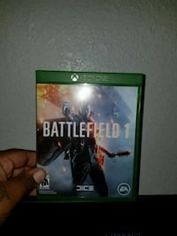 Battlefield 1 Xbox One game case Austin, 78758