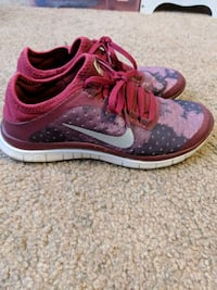Womens Nike Shoes Size 7 Wolfforth, 79382