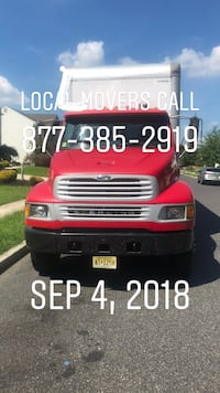 Local moving 140 mi