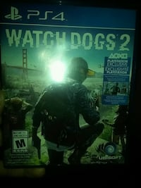 Watch dogs 2 for PS4 Brampton, L7A