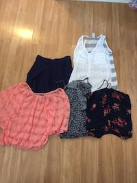 Clothing lot all size Small women's  Barrie, L4N 5R9