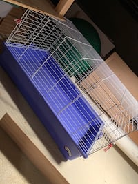 Pet cage (hamster rat guinee pig chincilla)