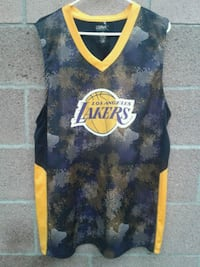 Lakers Jersey men's 2xlarge Downey, 90242
