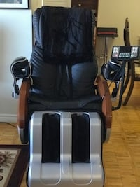 Massage Chair with Hand And Foot Massager Toronto, M8V 1L4