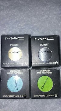 MAC eye shadows ( Authentic seal still on ) Fort Myers, 33905