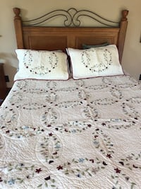 Quilted bedspread set , T7X