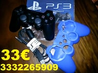 Controller PS3 cover BLU Playstation 3 Originale Provincia di Reggio Emilia, 42124