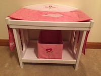 American Girl Bitty Baby Changing Table Littlestown, 17340