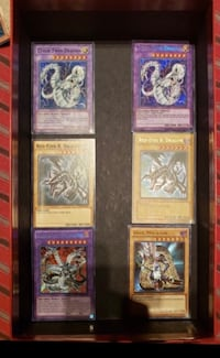YUGIOH COLLECTIBLE CARD SALE!