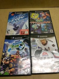 GameCube games St. Catharines, L2N 2C1