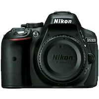 black Nikon Coolpix DSLR camera Edmonton, T5P 1Z4