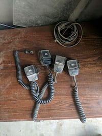 Hand held mikes for cb radios Kitchener, N2G 1R2