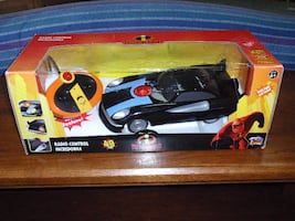 Rate Disney The Incredibles Remote Control Car Toy