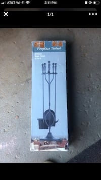 Brand New fireplace tools