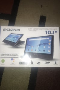 Tablet/DVD Player
