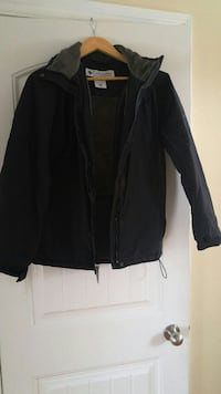 Black Columbia Jacket Port Dover, N0A 1N5