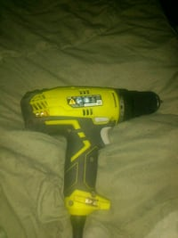 yellow and black cordless hand drill South Bend, 46613