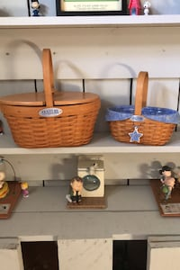 Longaberger 2 Century Baskets. Both baskets included in price Martinsburg, 25404