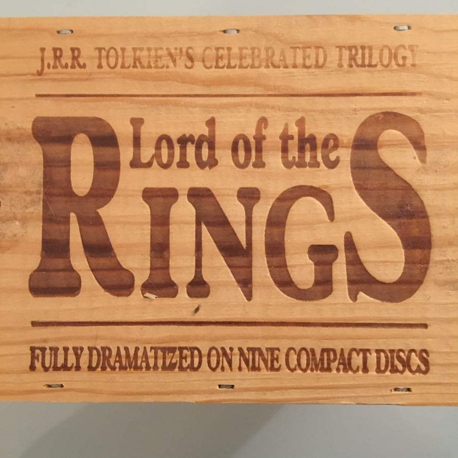 Lord of the Rings Fully Dramatized Audiobook