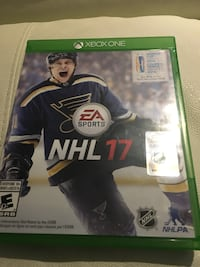 NHL 17 for Xbox One Calgary, T1Y 3A9