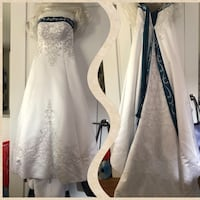 Alfred Angelo Wedding dress  Edmonton, T5K 0E7