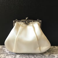 Satin Bridal Clutch/Purse